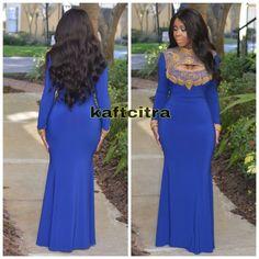 VEGAS DRESS ~African fashion, Ankara, kitenge, African women dresses, African prints, Braids, Nigerian wedding, Ghanaian fashion, African wedding ~DKK