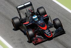 McLaren Honda - 2015 F1 Spanish GP