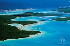 Coste della Nuova Caledonia