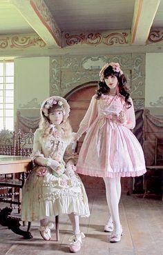 fashion kawaii classic lolita sweet lolita ghosts classic lolita gothic lolita fahrlight fahrchan fahr sindram anglic pretty