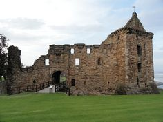 Castle at St. Andrews