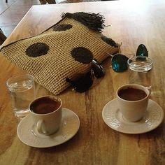 Kahve keyfi☕ #marmaris #tatil #holiday #kahvekeyfi #deniz #doga #dinlenme #relax #turkkahvesi #turkishcoffee #nuunhadmade