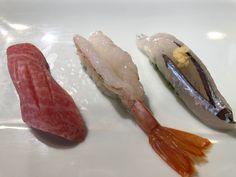Oh-toro (fatty tuna)