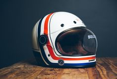 This Is The Motorcycle Helmet Steve McQueen Would Wear Today