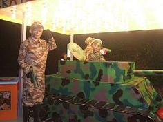 Generations Toy Soldiers Carnival 2015, Toy Soldiers, Wrestling, Lucha Libre