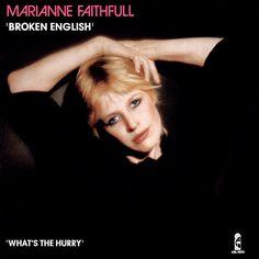 "Marianne Faithfull Broken English (French 7"" 1980)"