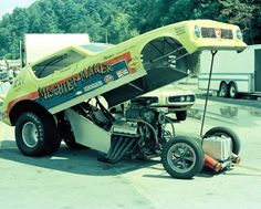 70s Funny Cars - Mischief Maker