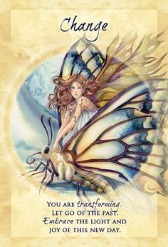 """☆ """"You are transforming. Ƹ̵̡Ӝ̵̨̄Ʒ Let go of the past.  Embrace the Light and Joy of this New Day."""" ♥"""