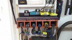 Cordless Tool Dock