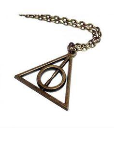 Collier - Relique de la mort / Harry Potter