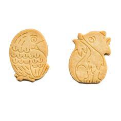 Biscuit designs by Lucia Gaggiotti Biscuit, Graphic Design, Illustration, Food, Essen, Illustrations, Meals, Crackers, Yemek