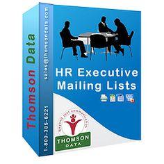 HR Executive List - HR Mailing List - HR Database - HR Email List