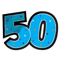 Chicana on the Edge: I love turning 50!