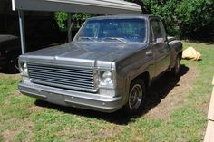 1978 Chevy Stepside 1/2 Ton Pickup for sale