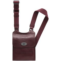 b3f78ffcb1c Mulberry Antony Leather Satchel, Oxblood ( 750) ❤ liked on Polyvore  featuring bags,