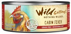 Wild Calling Cabin Fever Grain Free Chicken Canned Cat Food ** You can find more details by visiting the image link. (This is an affiliate link and I receive a commission for the sales) Cat Food Coupons, Canned Cat Food, Food Recalls, Cat Shedding, Cat Fleas, Cat Memorial, Cat Grooming, Cat Health, Cabin Fever