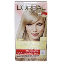 L'Oreal Superior Preference Fade-Defying #9A Light Ash