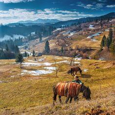 Taking care of living source, Romania, www.romaniasfriends.com