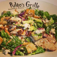 Puleos Grille salad