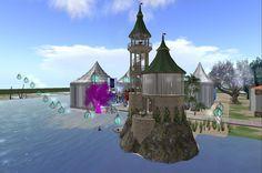 Fantasy Faire - the Mer Market