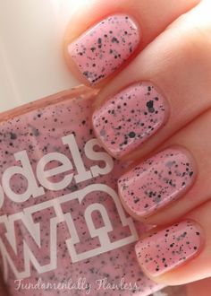 Fundamentally Flawless: Models Own Speckled Eggs Collection Dove swatch