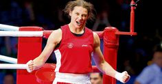 Katie Taylor, Irish, European, World, and Olympic boxing champion Olympic Boxing, Katie Taylor, Female Boxers, Boxing Champions, Going For Gold, Olympic Champion, Female Athletes, Real Women, Feminism