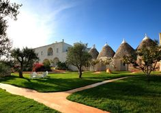 The award-winning hotels you'll want to book now: Best Budget Boutique Hotel: Winner: Masseria Cervarolo, Italy