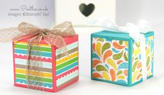 Triple Jumbo Tea Light Box Tutorial