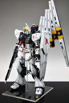 1/60 RX-93 v-Gundam [Full Resin Kit] - Customized Build