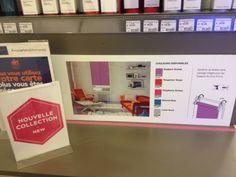 Nouvelle collection @ #le_BHV_Marais #Pantone #Store #ColorPower #Colors