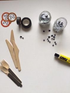 DIY project for Halloween by Bad Bad Maria