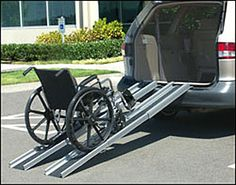 8 Types of Wheelchair Ramps