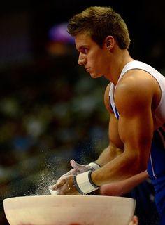 Sam Mikulak - Great American athletic!