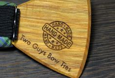 Two Guys Bow Ties - Walter, $55.00 (http://www.woodenbowties.com/walter-wooden-bow-tie/)