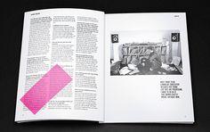 Resident Magazine on Editorial Design Served