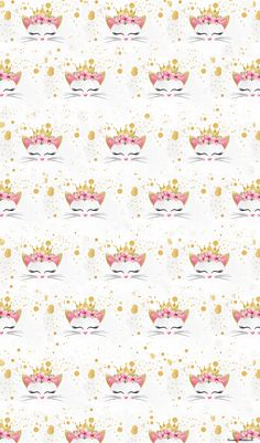 Caticorn Cute Backgrounds, Cute Wallpapers, Wallpaper Backgrounds, Cellphone Wallpaper, Iphone Wallpaper, Queens Wallpaper, Freckle Face, Bday Girl, Face Design
