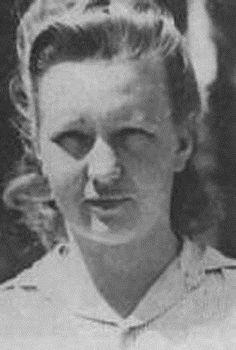 Nazi Women: 10 Monstrous Female Nazi War Criminals - EnkiVillage.  Dorothea Binz.