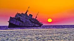 """""""sunken SHIP"""" by Mohammed Abdo"""