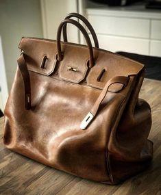 Hac for Men Hermes Bags, Hermes Handbags, Hermes Birkin, Types Of Handbags, Best Tote Bags, Messenger Bag Men, Big Bags, Vintage Bags, Luxury Bags