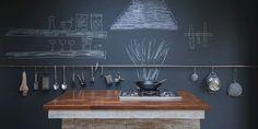 money back guarantee verified my favorite kitchen remodel ideas Big Kitchen, Updated Kitchen, Kitchen Decor, Kitchen Stuff, Chalkboard Wallpaper, Kitchen Trends, Kitchen Ideas, Beautiful Kitchen Designs, Kitchen Wallpaper