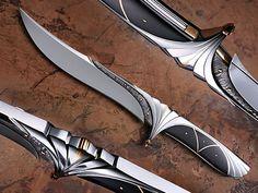 Guild Knives : Steigerwalt Supreme Custom Dagger
