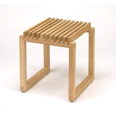 Cutter Bench in Natural or Black Oak, or Teak
