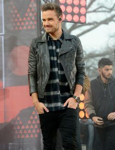 Liam Payne is too adorable!