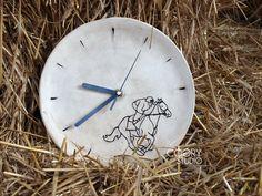 Cóóry Studio - ceramic clock