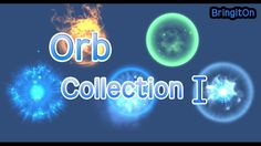 UnityParticle_OrbCollection I