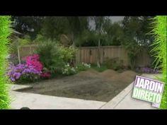 Cómo poner pasto sintético en tu casa - YouTube