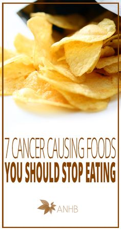 7 Cancer Causing Foods You Should Stop Eating - All Natural Home and Beauty