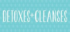 Skinny Mom Detoxes and Cleanses | Skinny Mom | Where Moms Get the Skinny on Healthy Living