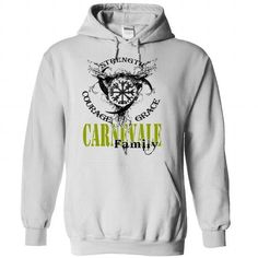 I Love CARNEVALE Family - Strength Courage Grace Shirts & Tees
