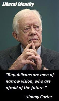 Today's republicans yes, which is sad considering the men who came before them. (Lincoln, T. Roosevelt, Eisenhower...)